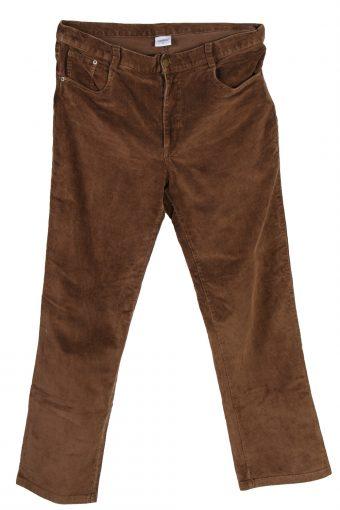Ronley Corduroy Jeans Buggy Mens W36 L32