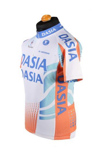 Vintage Cycling Shirt Jersey Dasia M Multi CW0703-108914