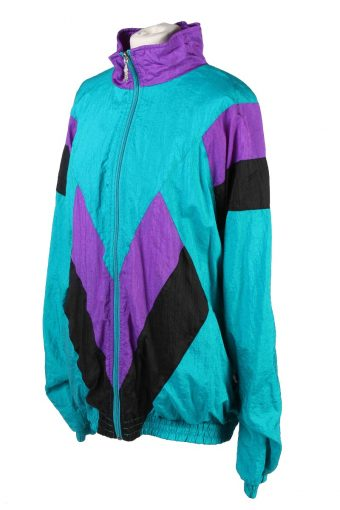 Rodeo Tracksuits Top Vintage 90s XL Multi -SW2343-109127