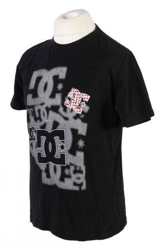 Vintage Doshoes Doshoecousa Funny T-Shirt M Black TS353-109556
