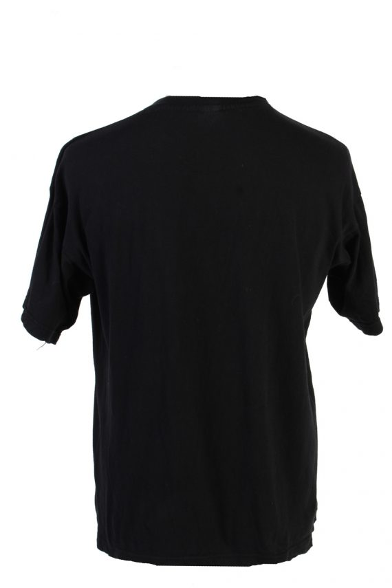 Vintage Fei Yang Game Over T-Shirt L Black TS359-109580