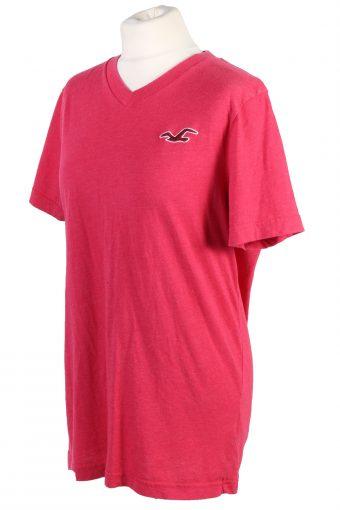 Vintage Hollister T-Shirt XL Pink TS366-109607