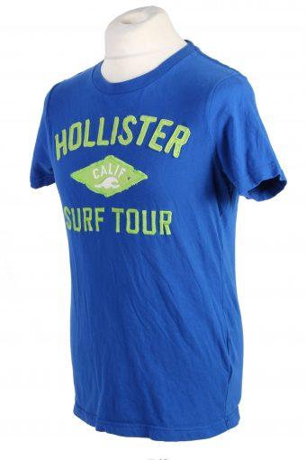 Vintage Hollister T-Shirt XL Blue TS369-109619