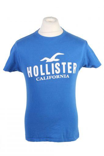 Women T-Shirt 90s Retro Shirt Blue S