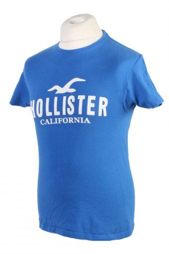 Vintage JHK T-Shirt S Blue TS373-109635