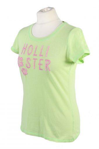 Vintage Hollister T-Shirt M Light Green TS381-109663