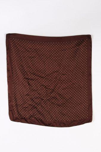 Vintage Scarf Point Fashion Multi Colour FL030-110055