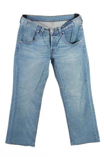Levi's 273 Denim Jeans Straight Women W30 L28