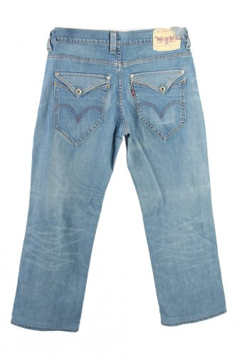 Vintage Levis Low Waist Jeans 30 in. Light Blue J4170-110183