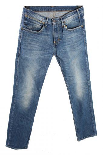 Levi's 795 Denim Jeans Slim Fit Mens W32 L32