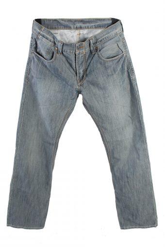 Levi's 514 Denim Jeans Slim Fit Mens W30 L32