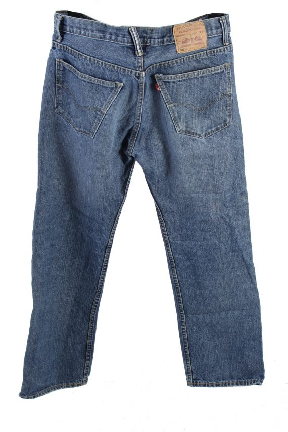Vintage Levis 507 Mid Waist Jeans 32 in. Blue J4189-110259