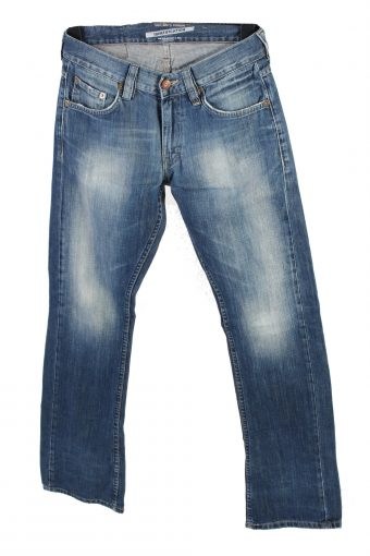 Mustang Mid Waist Jeans Boot Leg Casual Fashion 30 in