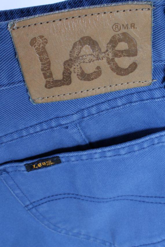 Vintage Lee Baggy Jeans 32 in. Blue J4216-110463