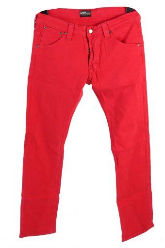Lee Denim Jeans Powell Slim Fit Women W32 L34