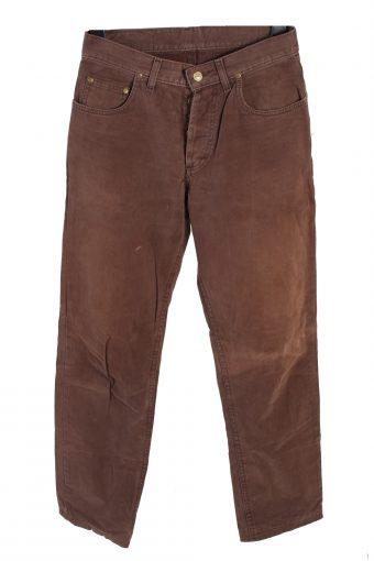 Lee Denim Jeans Straight Mens W30 L32