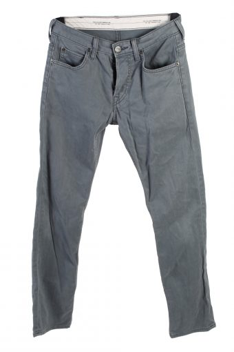 Lee Powell Denim Jeans Slim Fit Mens W28 L32