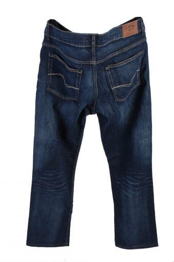 Vintage Lee Cooper Mid Waist Jeans Straight Leg 34 in. Dark Blue J4224-110494
