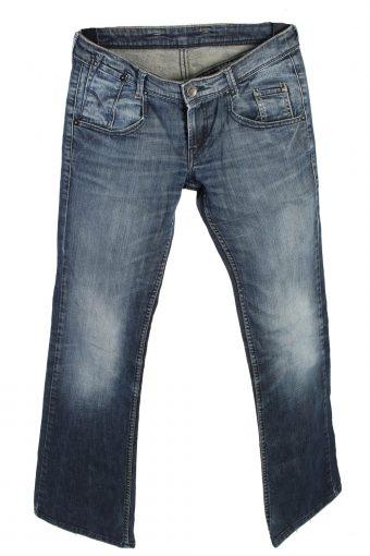 Levi's 613 Denim Jeans Flare Women W29 L34