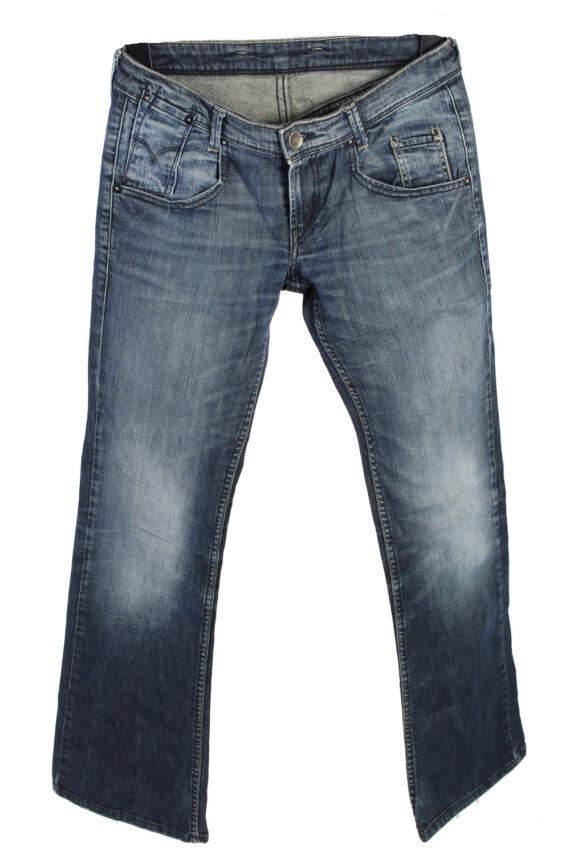 Vintage Levis Low Waist Flared Leg 30 in. Blue J4226-0