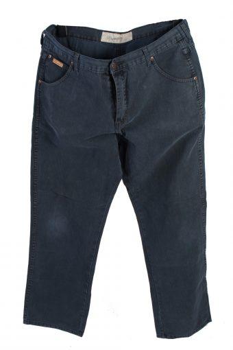 Wrangler Bento Denim Jeans Straight Mens W36 L32