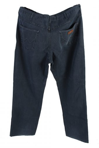 Vintage Wrangler Benton Mid Waist Straight Leg 36 in. Navy J4228-110510