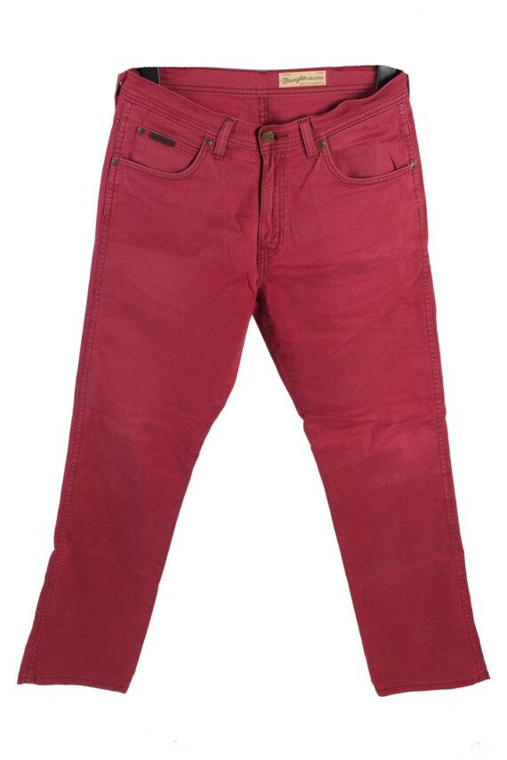 Vintage Wrangler Arizona Stretch Jeans Mid Waist 32 in. Plum J4232-0