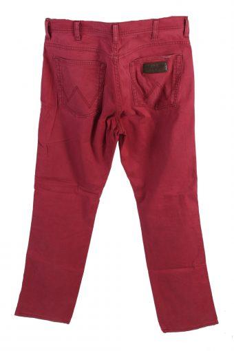 Vintage Wrangler Arizona Stretch Jeans Mid Waist 32 in. Plum J4232-110526