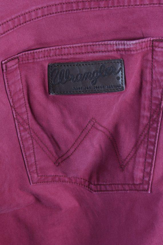 Vintage Wrangler Arizona Stretch Jeans Mid Waist 32 in. Plum J4232-110527