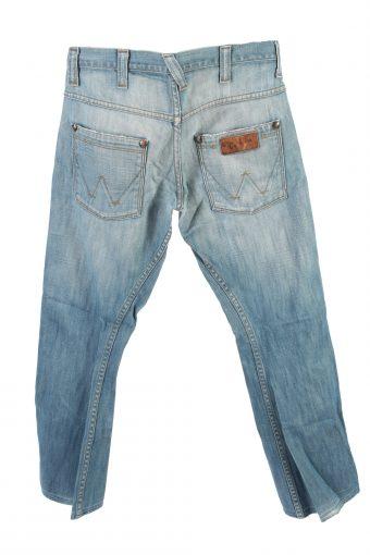 Vintage Wrangler Shorkey Low Waist Jeans Straight Leg 32 in. Blue J4242-110862