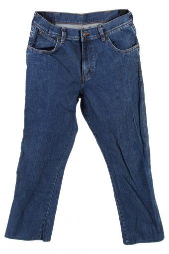 Wrangler Denim Jeans Regular Fit Mens W32 L30