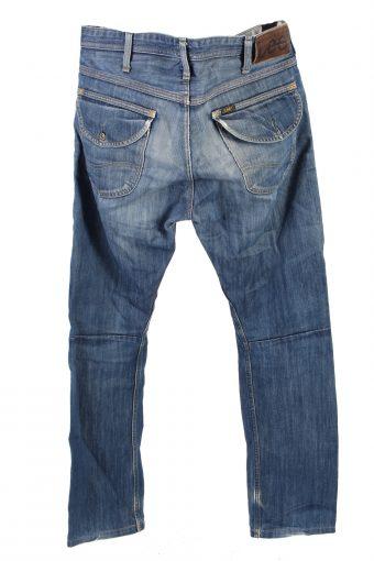 Vintage Lee Sundance Straight Leg Jeans Mid Waist 32 in. Blue J4249-110890