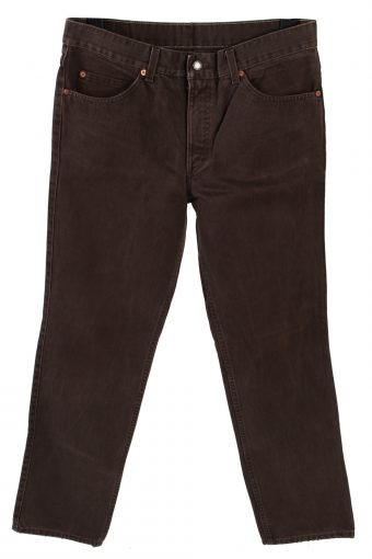 Mustang Denim Jeans Straight Mens W36 L32