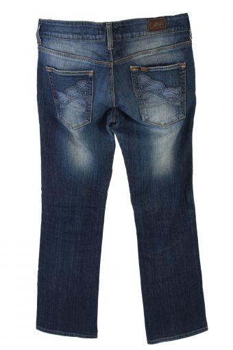 Vintage Lee Low Waist Jeans Straight Leg 30 in. Blue J4272-111089