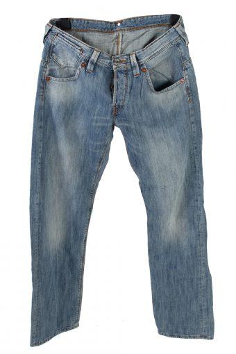 Lee Ripley Denim X Pockets Jeans Mens W33 L36