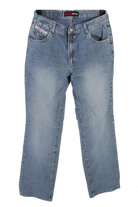 Vintage Diesel High Waist Jeans Boot Leg 30 in. Blue J4286-0