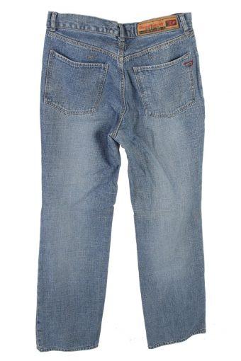 Vintage Diesel High Waist Jeans Boot Leg 30 in. Blue J4286-111148