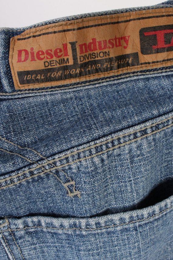 Vintage Diesel High Waist Jeans Boot Leg 30 in. Blue J4286-111149