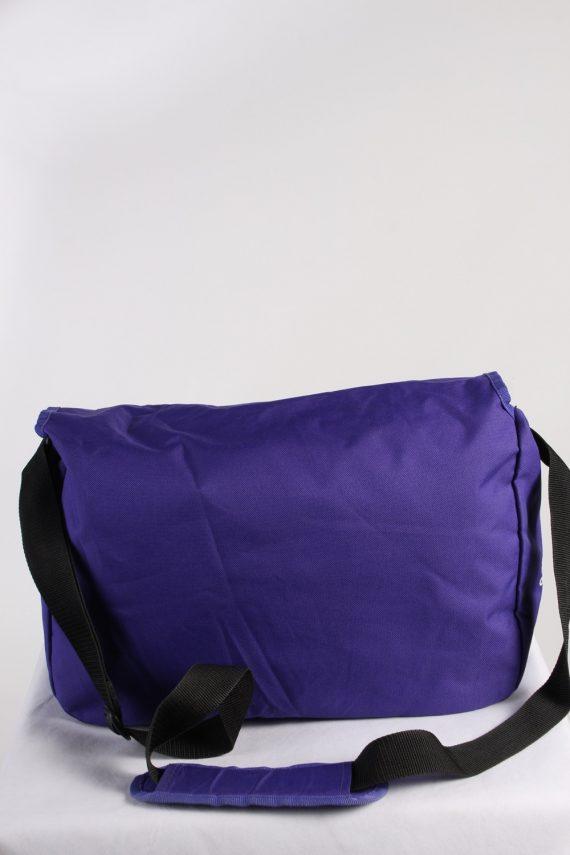 Vintage Adidas Shoulder Messenger Womens Adjustable Strap Purple BG816-113625