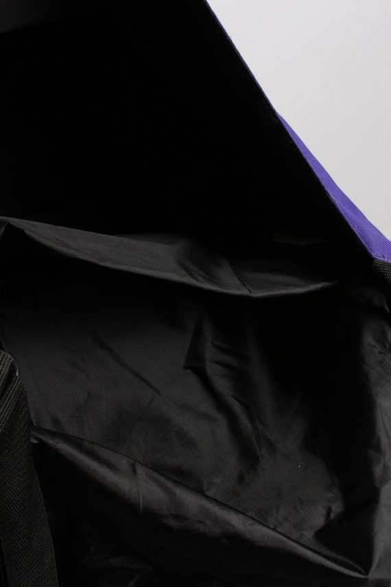 Vintage Adidas Shoulder Messenger Womens Adjustable Strap Purple BG816-113626