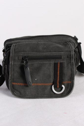 Vintage Shoulder Crossbody Messenger Bag Unisex Fume