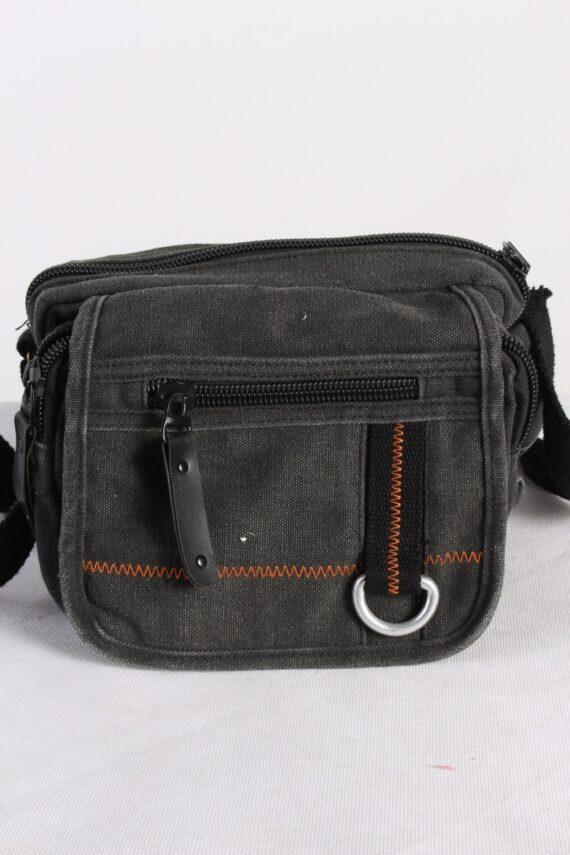 Vintage Shoulder Crossbody Messenger Bag Unisex Fume BG946-0