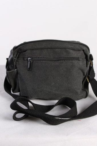 Vintage Shoulder Crossbody Messenger Bag Unisex Fume BG946-114509