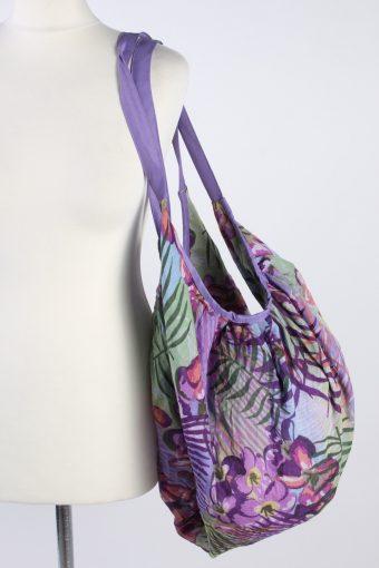 Vintage Womens Handbag Summer Holiday Shopping Multi