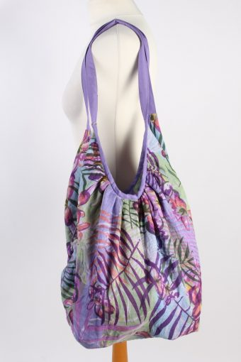 Vintage Womens Handbag Summer Holiday Shopping Multi BG962-114556