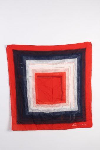 Scarf Vintage Ladies Bandana Square Multi Colour - FL082-113136