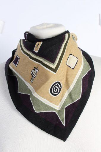 Ladies Summer Vintage Scarf Boho Hippy Fashion Design 90s Multi Colour