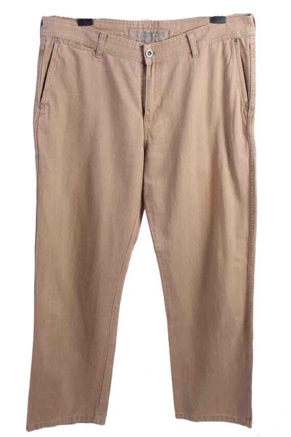 Vintage Mens Wrangler Chino Trousers Kennedy 30 in. Beige J4338-0