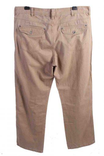 Vintage Mens Wrangler Chino Trousers Kennedy 30 in. Beige J4338-114807