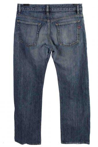 Vintage Unisex Diesel Mid Waist Jeans 31 in. Blue J4362-114925